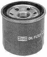 CHAMPION C180/606 / COF100180S Oil Filter Screw-on Replaces 15601-87204