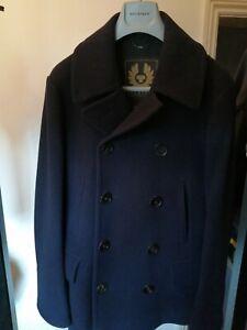 Belstaff Naval Pea Coat