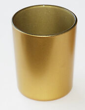 100 Matt Gold Tealight Candle Holder Wedding Anniversary Table Room Decoration