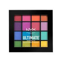 NYX PROFESSIONAL MAKEUP Ultimate Shadow Palette Brights 0.02 Ounce