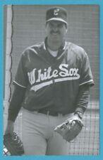 Terry Bevington (1990) Chicago White Sox Vintage Baseball Postcard PP00153