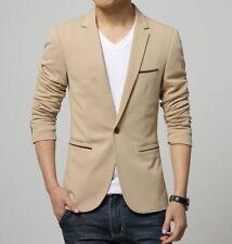 Abrigos y chaquetas de hombre en color principal beige talla L