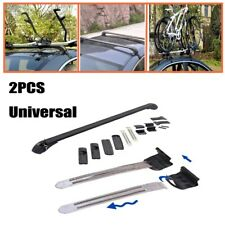 Car SUV Roof Top Rack Bar Luggage Rack Luggage Cross Bars anti-theft Universal