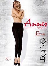 ANNES Emma Luxury Super Soft 90 Denier Everyday Comfort Leggings
