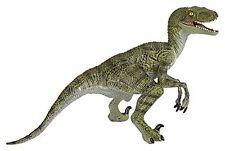Papo 55058 Green Velociraptor Prehistoric Dinosaur Model Figurine Toy 2016 - NIP