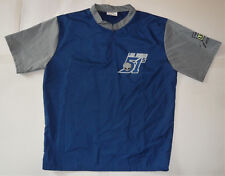 NEW NWOT LAS VEGAS 51s Minor League MiLB SGA BP WARMUP 1/4 Zip JERSEY SHIRT XL