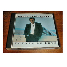 "BRUCE SPRINGSTEEN Rare ""Tunnel Of Love"" PICTURE DISC CD"