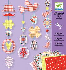 "Djeco Kirigami ""Mini Mobiles"" kit, Aust Seller"