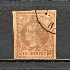 NNBK 033 SPAIN 1861 USED
