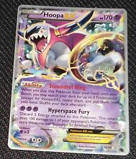 Hoopa EX 36/98 World Championship NEAR MINT PROMO Pokemon Cards
