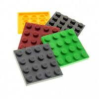 LEGO ® Legoland Platte Straßenplatte 6100px2 32x32 aus 6382
