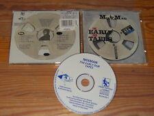 Mixman-The Early Dub Nastri/UK-CD 1994 MINT -