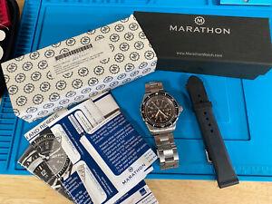 Marathon GSAR WW194006 Transitional 2013 Model 41MM