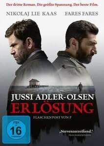 Erlösung [DVD/NEU/OVP] dritte Jussi-Adler-Olsen-Thrilleradaption