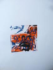 Giò Ferri, Serie di 12 tavole in litografia firmate e numerate a matita