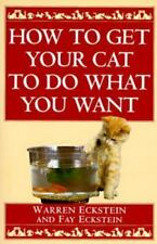 How to Get Your Cat to Do What You Want-ExLibrary