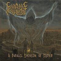 CARDIAC ARREST - A PARALLEL DIMENSION OF DESPAIR   CD NEW+