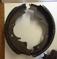 NEW set of 4 Rr Iveco Daily 1990-2000 brake shoes, RARE 90mm LS1236/bs989/fsb391