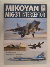 Flight Craft 8: Mikoyan MiG-31 Defender of the Homeland - Color Profiles