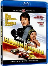 NEW BLU-RAY //  Robin-B-Hood //  JACKIE CHAN // DRAGON DYNASTY FILM