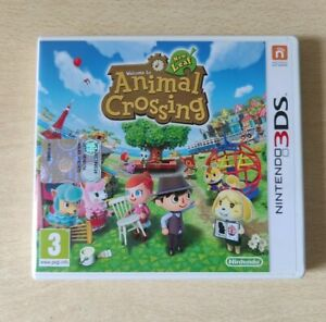 NINTENDO 3DS 2DS ANIMAL CROSSING NEW LIFE  PAL ITALIANO COME NUOVO