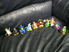 LOT OF 10 Jakks Disney Club Penguin Figures