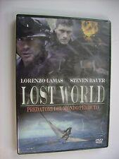 LOST WORLD - DVD SIGILLATO PAL - LORENZO LAMAS - STEVEN BAUER