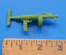 Action Figure Green Toy Hand Gun Accessory