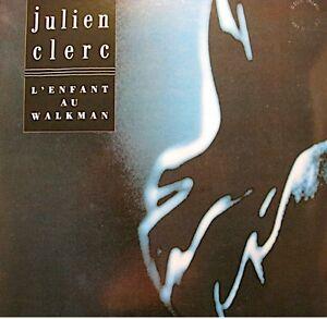 ++JULIEN CLERC l'enfant au walkman/style ming MAXI PROMO 1987 EX++