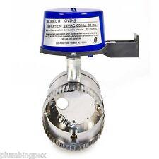 "Field Controls 5"" Automatic Gas Vent Damper GVD-5PL"