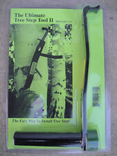 Tree Step Installer, Tree Stand, Lone Wolf, api, Gorilla, Ameristep,Grizzly, New
