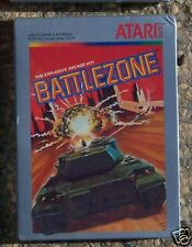 Battlezone Atari 2600/VCS/Telegames New Sealed Box with Manual USA NTSC