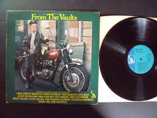 FROM THE VAULTS liberty 70 rock n roll comp Lp