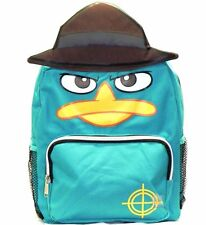 """Phineas and Ferb 12"""" inches Backpack - BRAND NEW - kids - Licensed Product"""