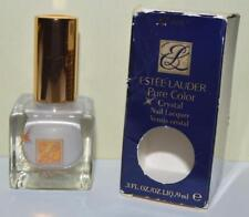 ESTEE LAUDER Crystal Tourmaline #304 Pure Color Crystal Nail Lacquer FULL ~ RARE