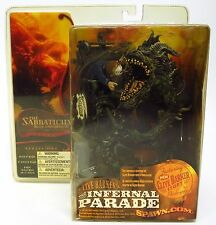 McFarlane Toys Clive Barkers The Infernal Parade - Sabbaticus Bleb and Heeler