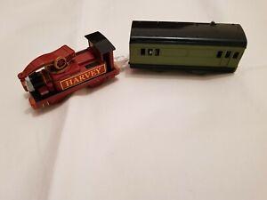 Thomas The Tank engine & Friends HARVEY Trackmaster MOTORIZED POSTAGE DISCOUNTS