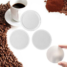 Kitchen Coffee Filter Fine Mesh Strainer Stainless Steel Disc For Coffee Maker
