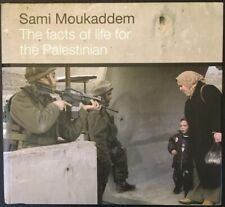 Sami Moukaddem - The Facts of Life for the Palestinian CD and Book Rare like new