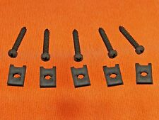 Mopar Dash Screws & Clips 68-70 B Body Rallye Dash #589