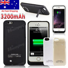 Unbranded/Generic Mobile Phone Battery Cases for iPhone 6