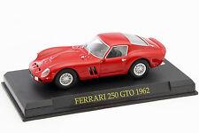 Ferrari 250 GTO année 1962 rouge 1:43 Altaya