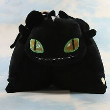 How to Train Your Dragon NIGHT FURY TOOTHLESS PILLOW Pets Soft Plush dragon 40CM