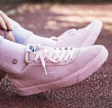 Nike Bruin Pink Athletic Shoes for Men