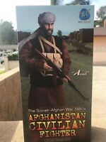 DID AFGHANISTAN CIVILIAN FIGHTER ASAD Box Figure 1/6 ACTION FIGURE TOYS