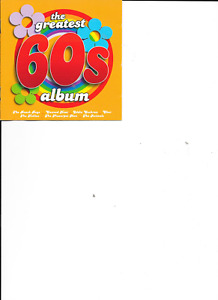 Various Artists - The Greatest 60's Album ( EMI Gold 2 CD  2004)