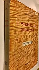 Simone Sacconi I Segreti Di Stradivari 1st Edition 1972 Folio Italian Violin