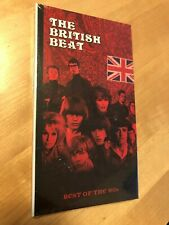 BRITISH BEAT Best Of The '60s [Remaster] CD BOX SET BRAND NEW & FACTORY SEALED !