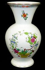 HEREND - Vase BLUMENVASE Ziervase Prunkvase - 20cm hoch - FLEURS DES INDES