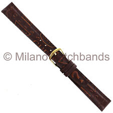 14mm 1strap Brown Genuine Leather Question Mark Symbol Ladies Band 94511402